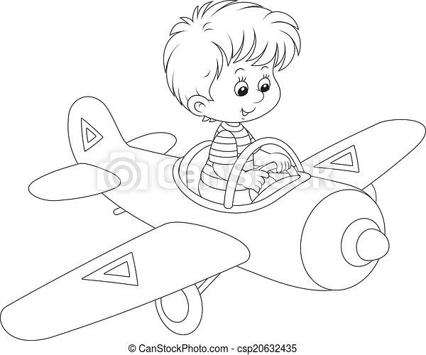 Pilot - csp20632435