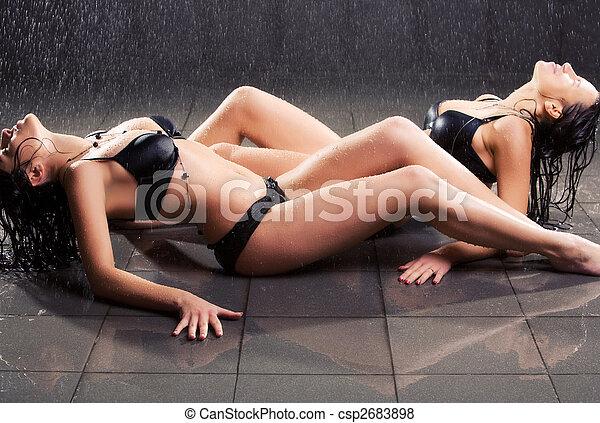 sexey Frauen Bild
