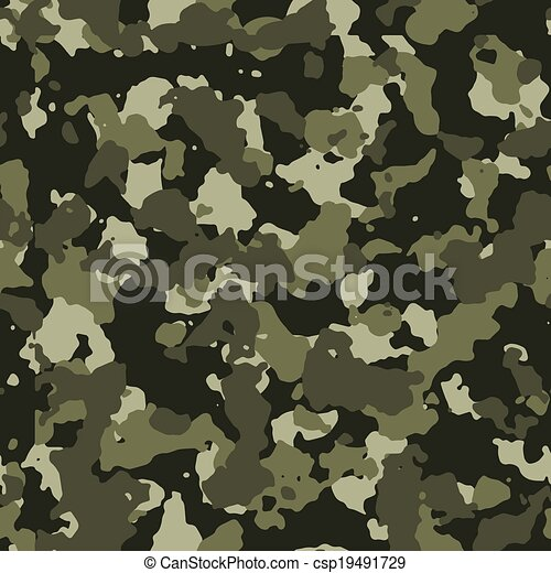 Jungle Seamless Camo Pattern Inspiration Camo Pattern