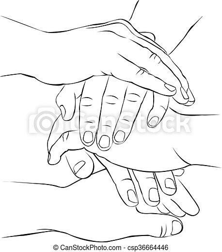 Juntos - csp36664446