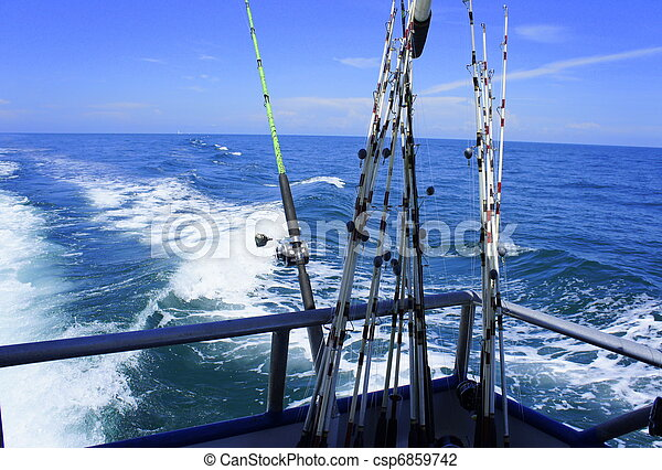 Just Fishing - csp6859742