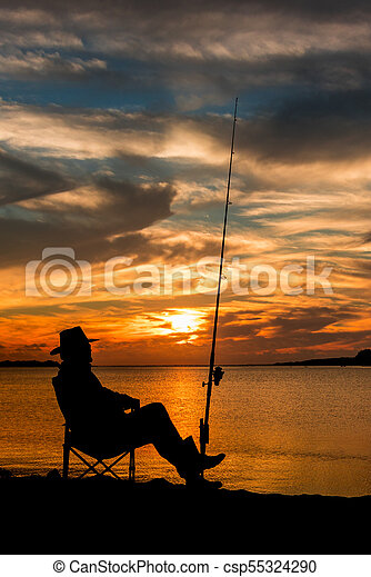 Just fishing - csp55324290