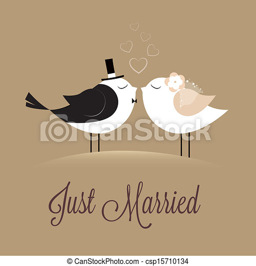 Just Married - csp15710134