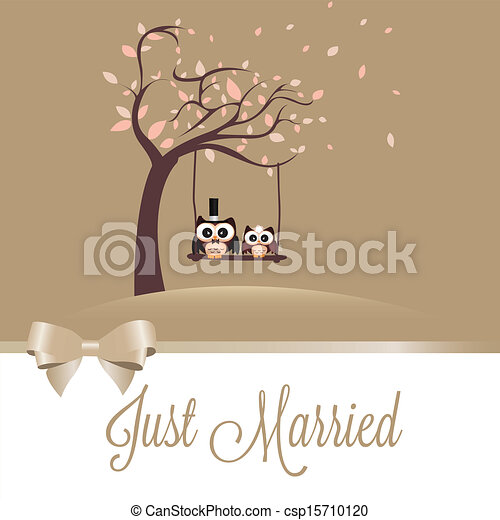 Just married - csp15710120
