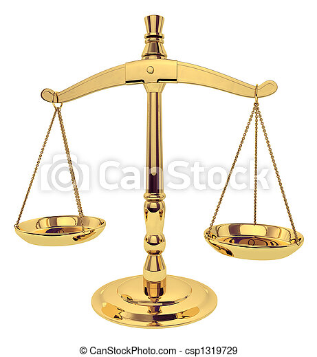 justice, balances - csp1319729