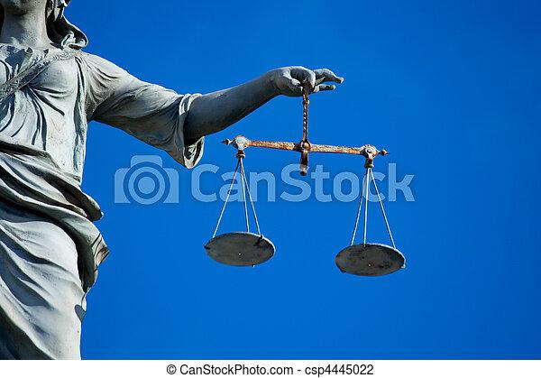 justice, dame - csp4445022