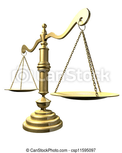 justice, perspective, balances - csp11595097