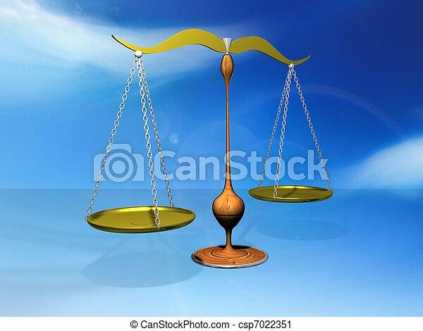 justice  - csp7022351