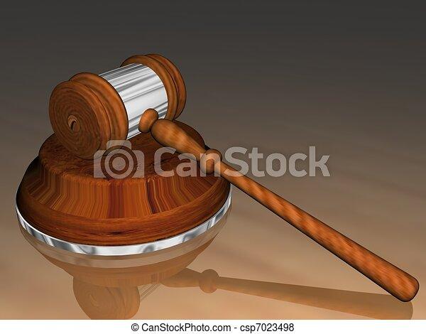 justice  - csp7023498