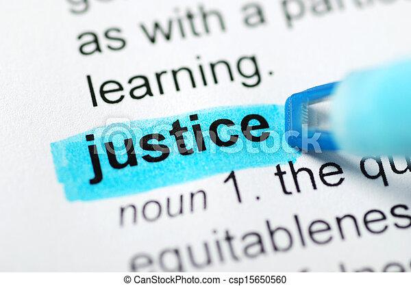 Justice - csp15650560