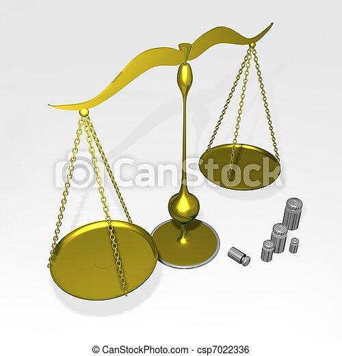 justice  - csp7022336