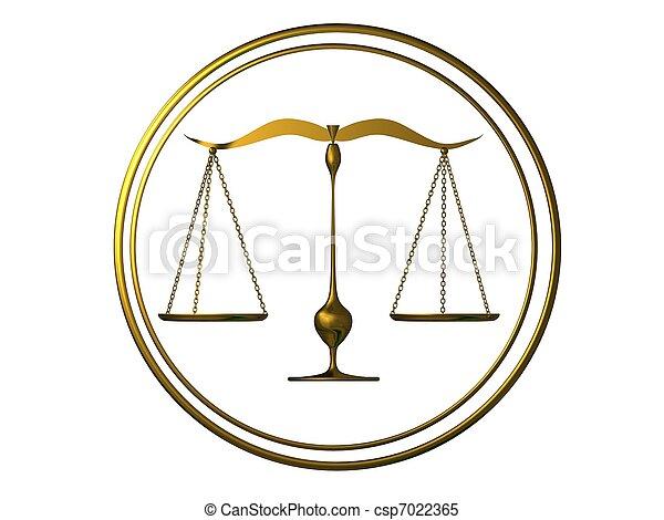 justice  - csp7022365