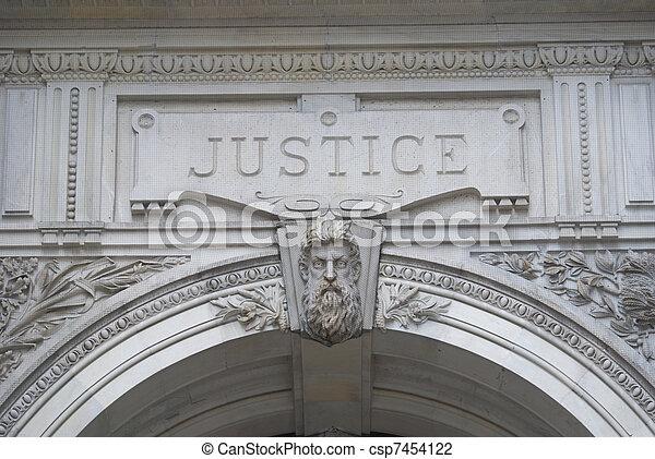 Justice - csp7454122