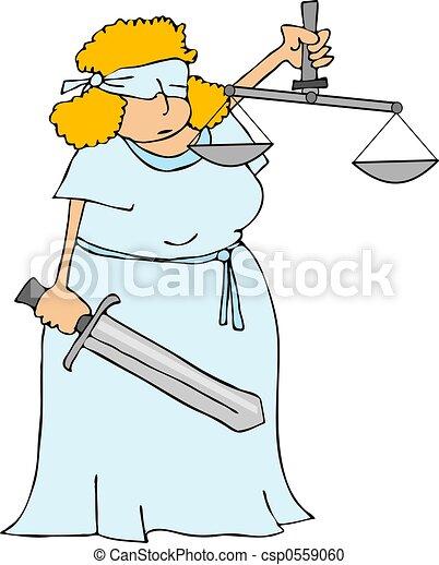 Justicia Ciega Depicts Valor En Cartera De Mujer Escalas Esto