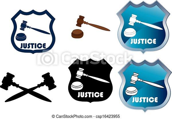 Justicia - csp16423955