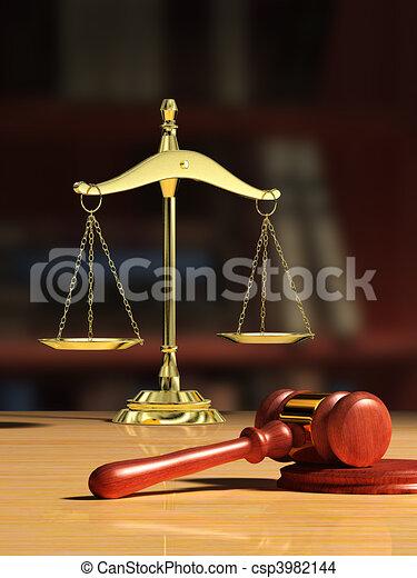 Justicia - csp3982144