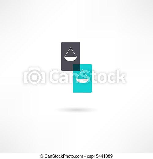 Un icono de la justicia - csp15441089