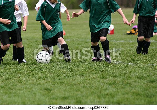 Fútbol juvenil - csp0367739