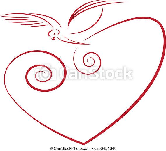 kärlek - csp6451840