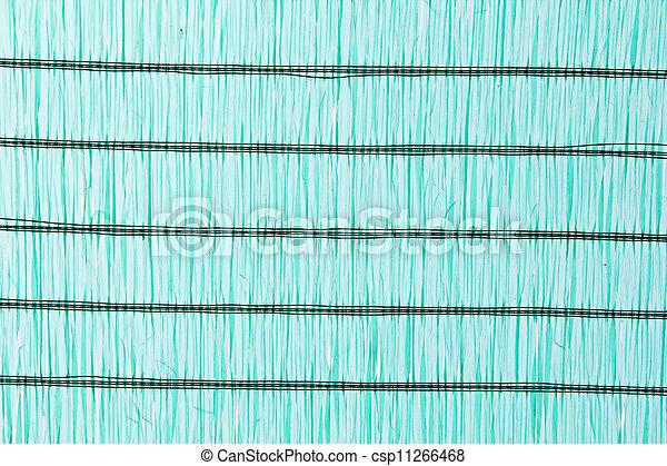 kék, motívum, áttetsző, műanyag - csp11266468