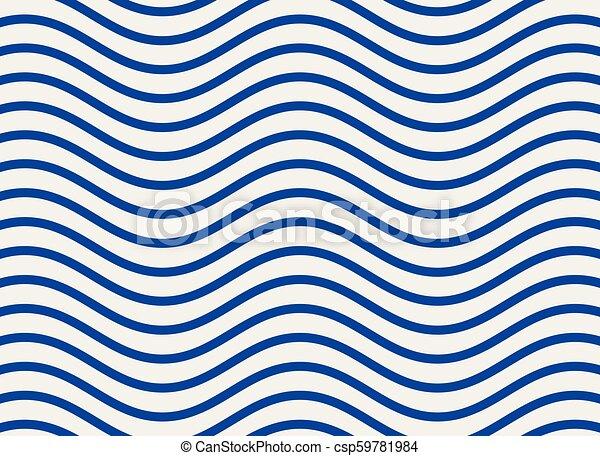 kék, motívum, szinusz, háttér, lenget - csp59781984