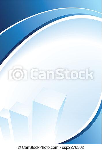 kék, tervezés - csp2276502