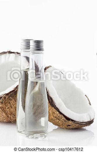 kókuszdió, olaj - csp10417612