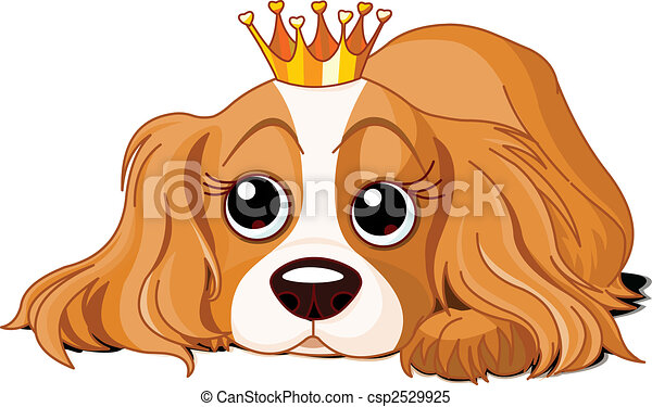 Königlicher Hund - csp2529925