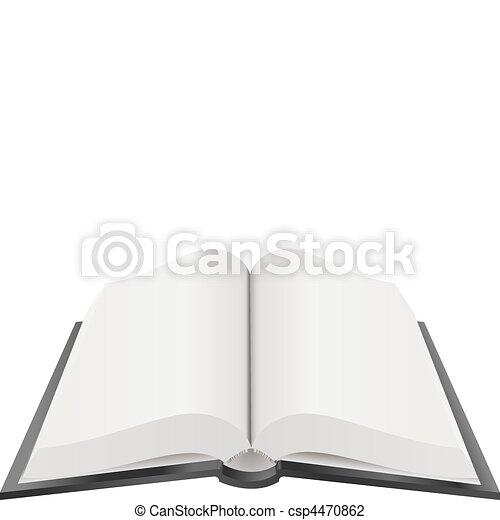 könyv, ábra - csp4470862