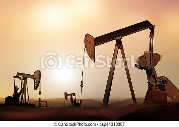 körömcipő, olaj, árnykép, retro - csp44313887