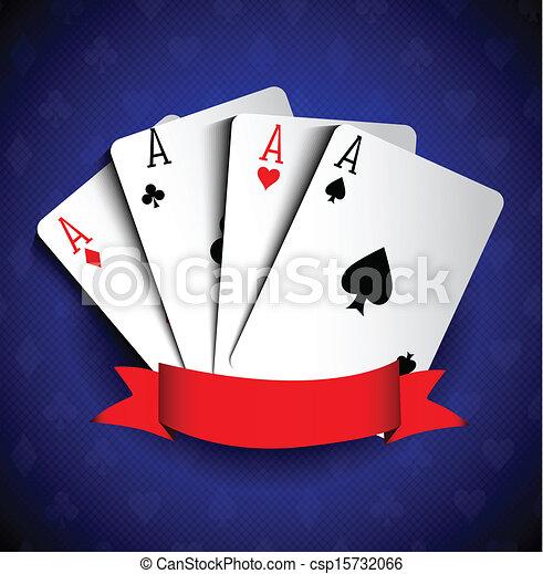 kaarten, pook - csp15732066