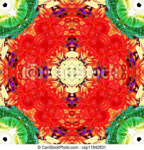 Kaleidoscope - csp11842831