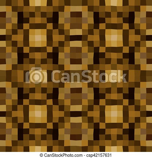 Kaleidoscopic low poly triangle style vector mosaic background - csp42157631
