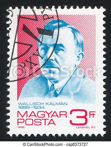 Kalman Wallisch - csp8373727