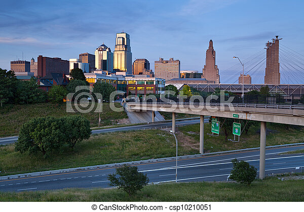 Kansas City. - csp10210051