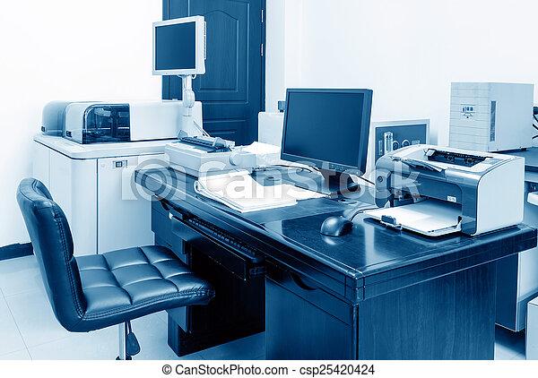 kantoor - csp25420424