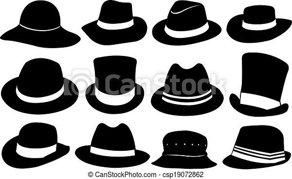 kapelusze - csp19072862