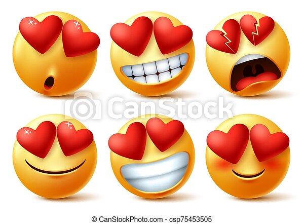 Herzen emojis mit Schöne Herz