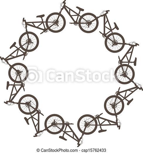 karika, bicikli - csp15762433