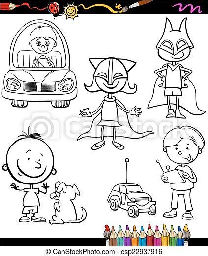 Wunderbar Färbung Für Kinder Ideen - Dokumentationsvorlage Beispiel ...