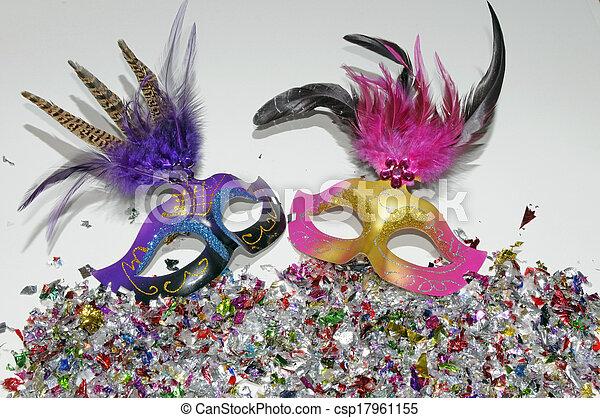 Karneval Karneval Fasching Fastnacht Silvester Sylvester