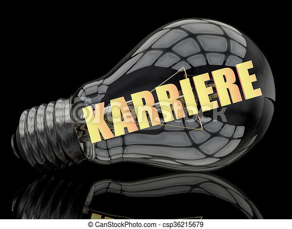 Karriere - csp36215679