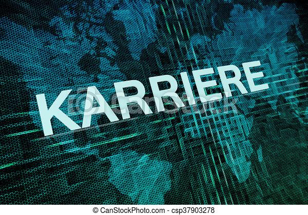 Karriere - csp37903278