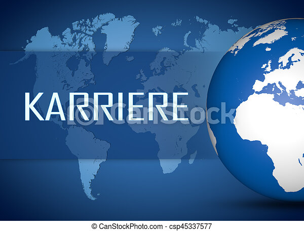 Karriere - csp45337577