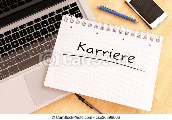 Karriere - csp36399666
