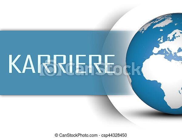 Karriere - csp44328450