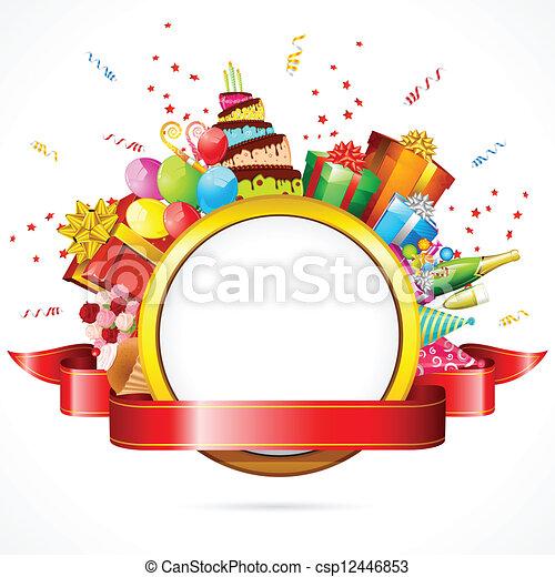 karta, celebrowanie - csp12446853