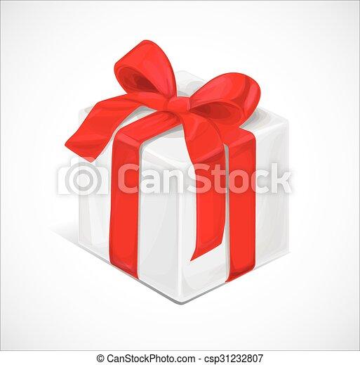 Geschenkkasten - csp31232807
