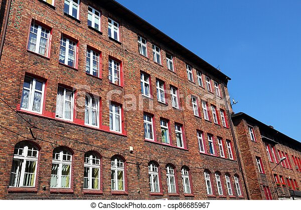 Katowice, Poland - csp86685967