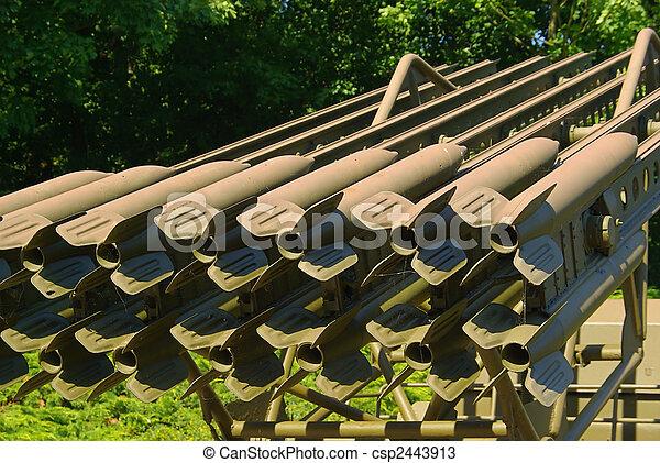 Katyusha rocket launcher 01